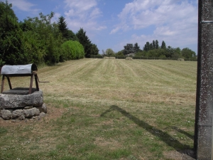 Plot Of Land On 1377m² - Close To Sauzé-Vaussais