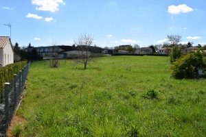 Building Plot Of Land In Ruffec - Very Close To The Town Centre