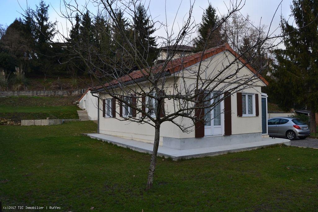 Petite maison de ville avec garage et jardin tic ruffec - Maison de ville avec jardin ...
