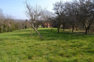 Plot Of Land On 1402m² (With One Part Constructible) - Close To Nanteuil en Vallée