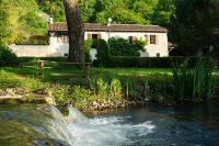 Location, Location, Location! 15th Century Renovated Mill House On 14 Acres WIth River Frontage