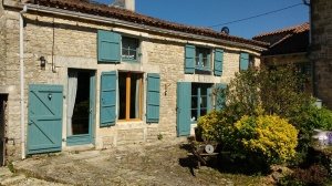 Gorgeous 3 Bedroom Stone Cottage With Gîte And Garden Bordering A Small Stream