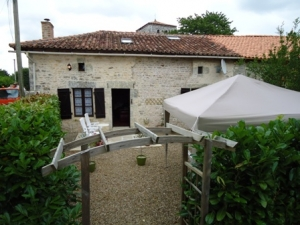 2 bedroomed renovated stone house